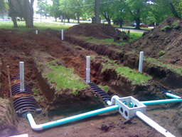 Southen Wisconsin Septic System Services Soil Testing